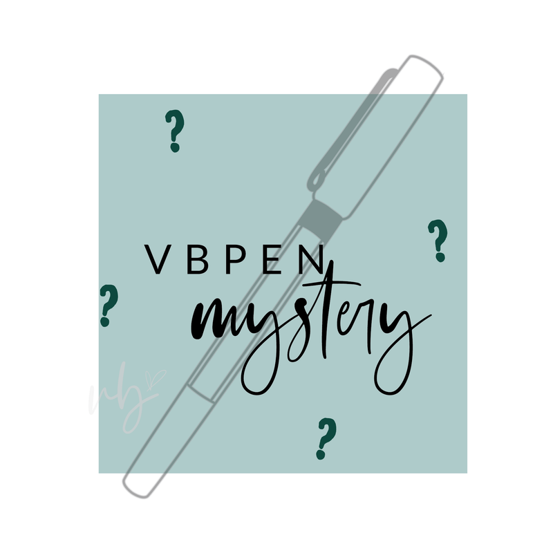 Mistletoe Mystery Crystal VBPen | limited pen