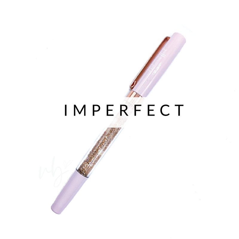 Petunia IMPERFECT Crystal VBPen | limited pen