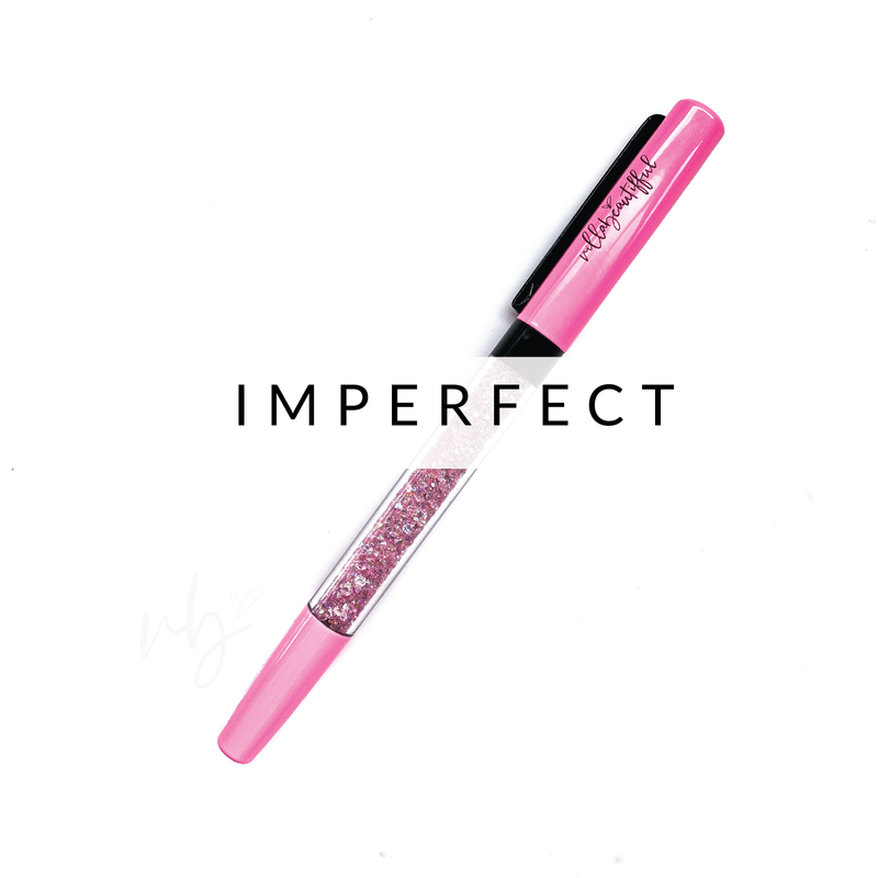Valley Girl IMPERFECT Crystal VBPen | limited pen