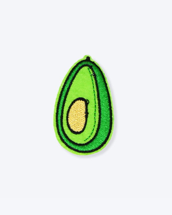 ADVENTURE BADGES - Avocado