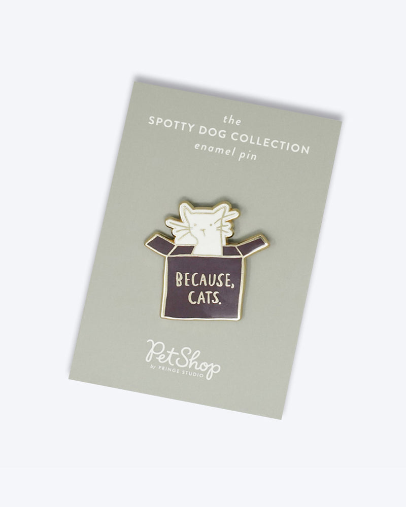 ENAMEL PINS by Fringe Studio