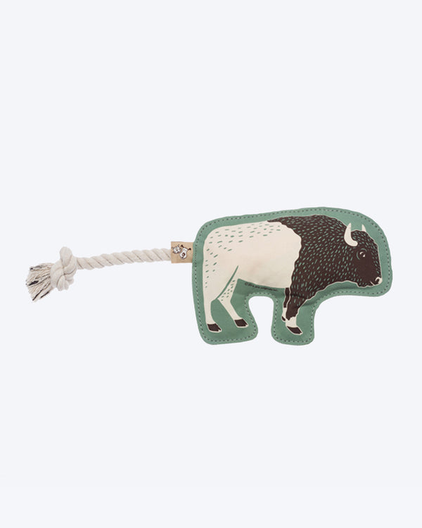 BUFFALO ROPE TOY by Ore' Pets