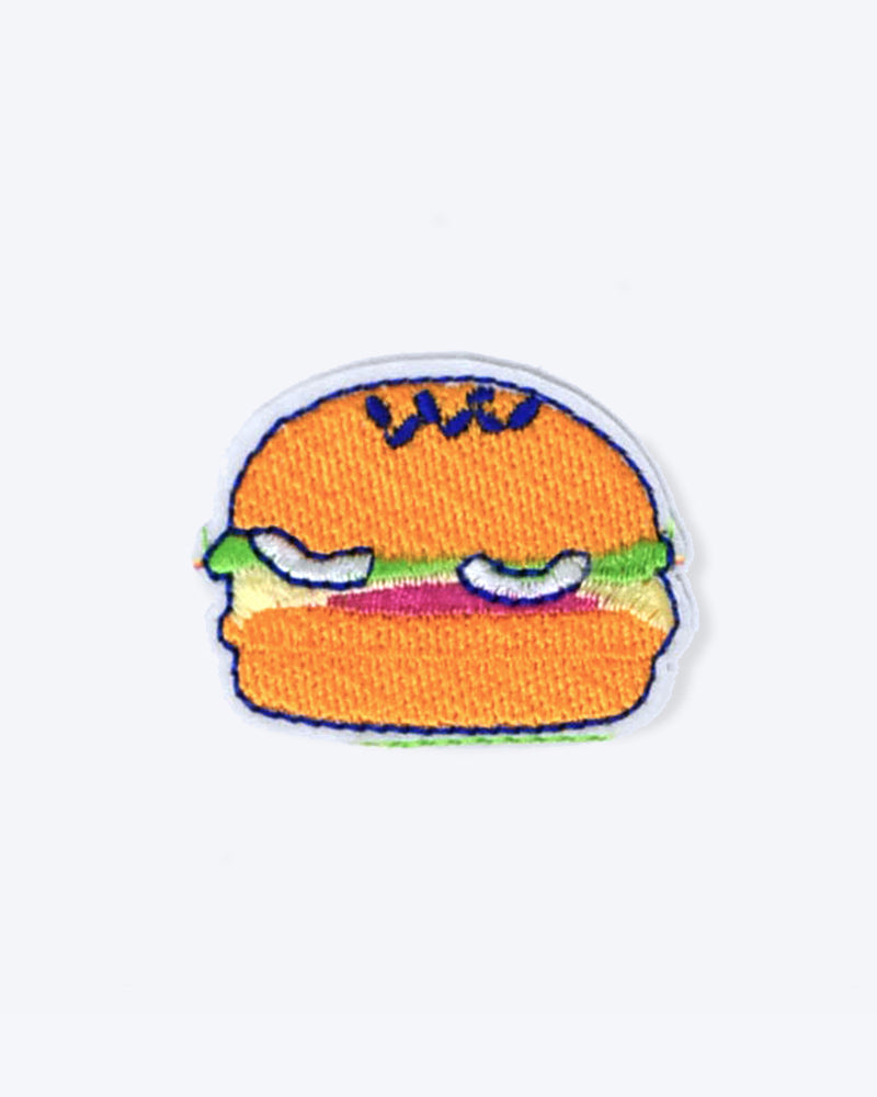 ADVENTURE BADGES - Burger