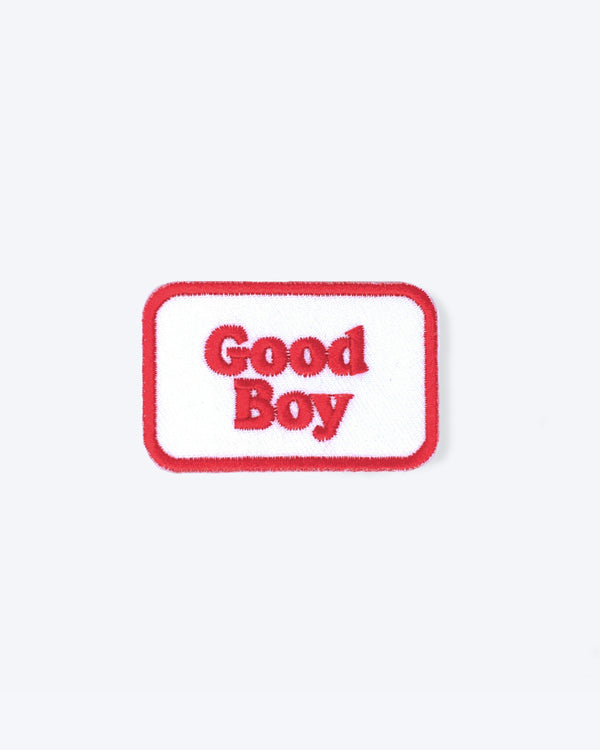 SCOUTS HONOUR ADVENTURE BADGES - Good Boy