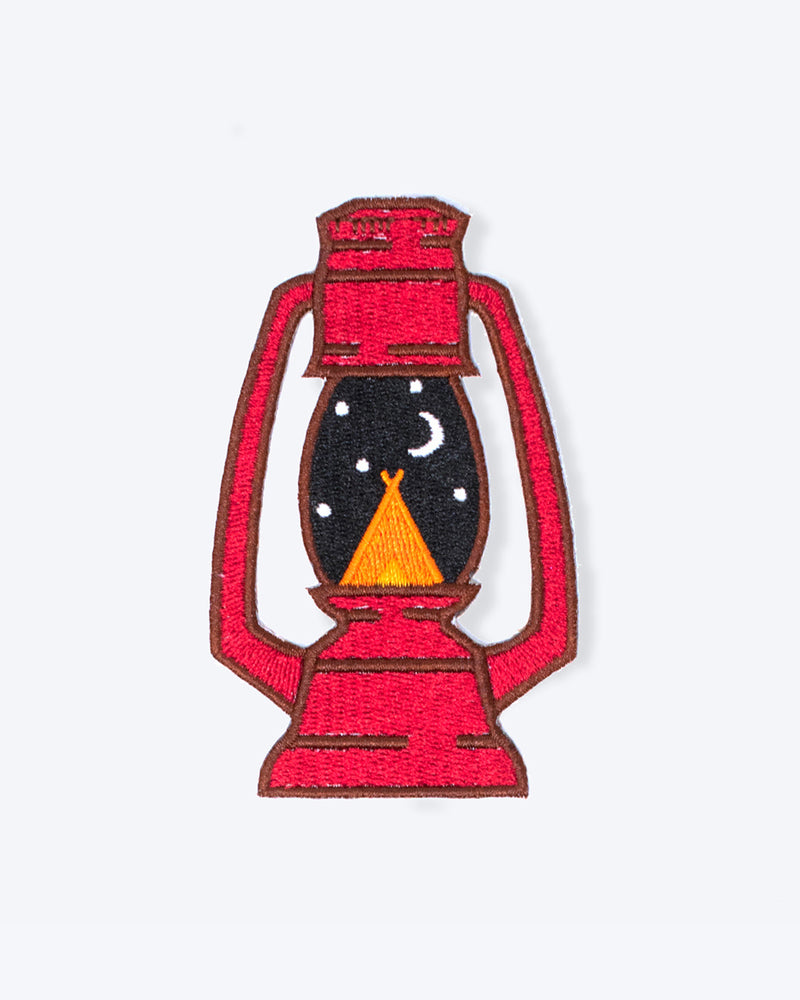 RAMBLE ON  ADVENTURE BADGES -  Lantern