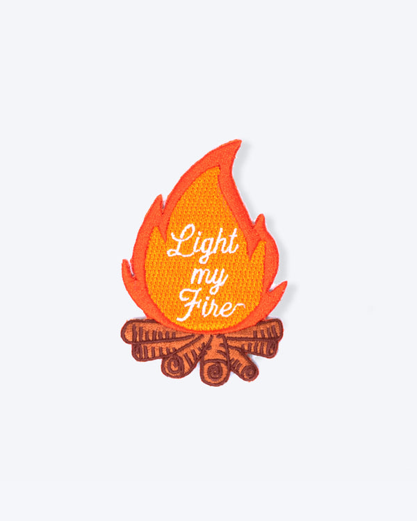 RAMBLE ON  ADVENTURE BADGES -  Light My Fire