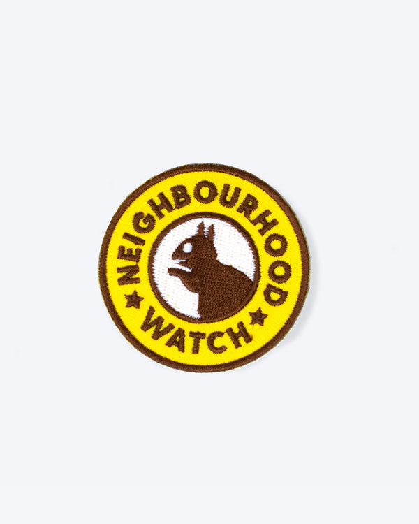SCOUTS HONOUR ADVENTURE BADGES - Neighbourhood Watch