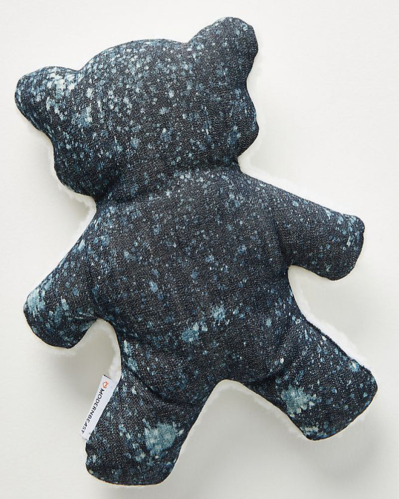 Dog Toy filled with 100% organic lavender to help calm your pet. Designed to give back 100%.