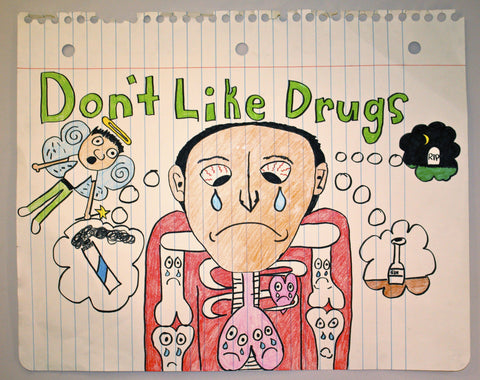 Don't Like Drugs
