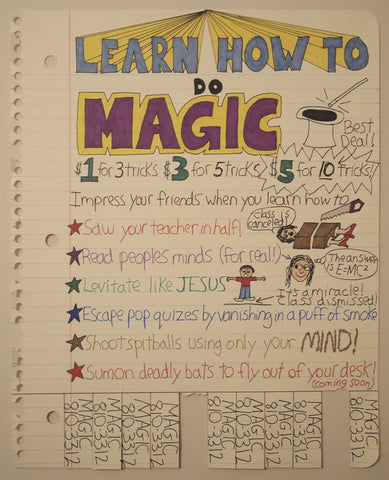 Learn Magic