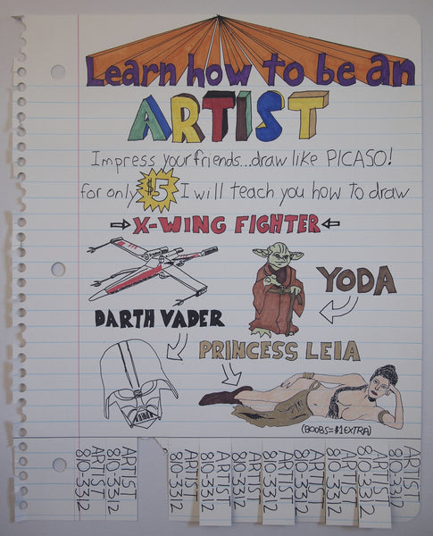 Learn to Be an Artist