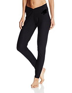 V Waist Leggings [Adults]