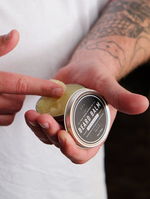 How to Use Beard Balm in Under a minute