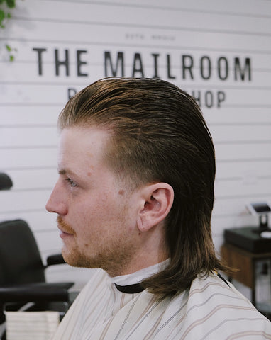 Are Mullets Coming Back The Mailroom Barber Co