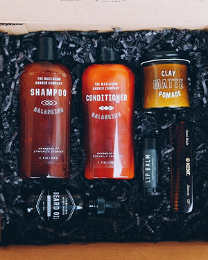 Grooming Essentials Kit