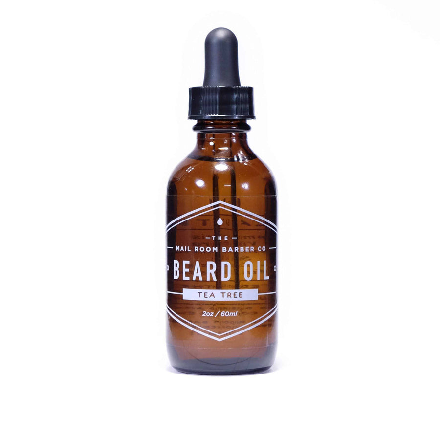 Beard Oil - The Mailroom Barber Co