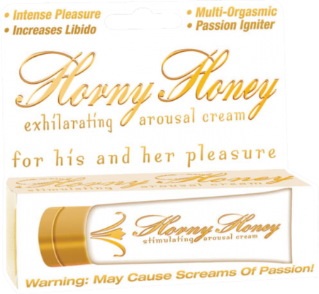 Horny Honey Exhilarating His & Hers Arousal Cream
