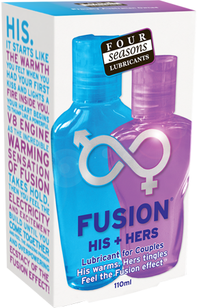 Fusion - His   Hers (110ml)