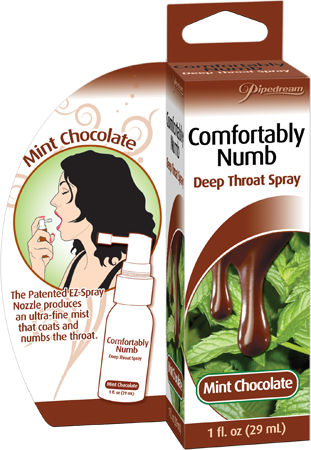 Deep Throat Spray (Choc Mint)