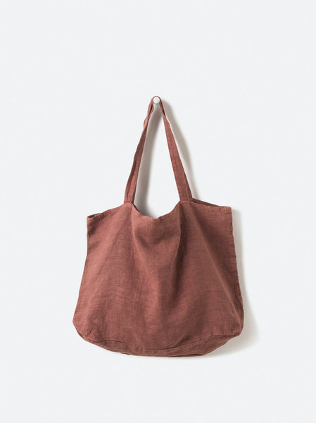 WASHED Linen Bag