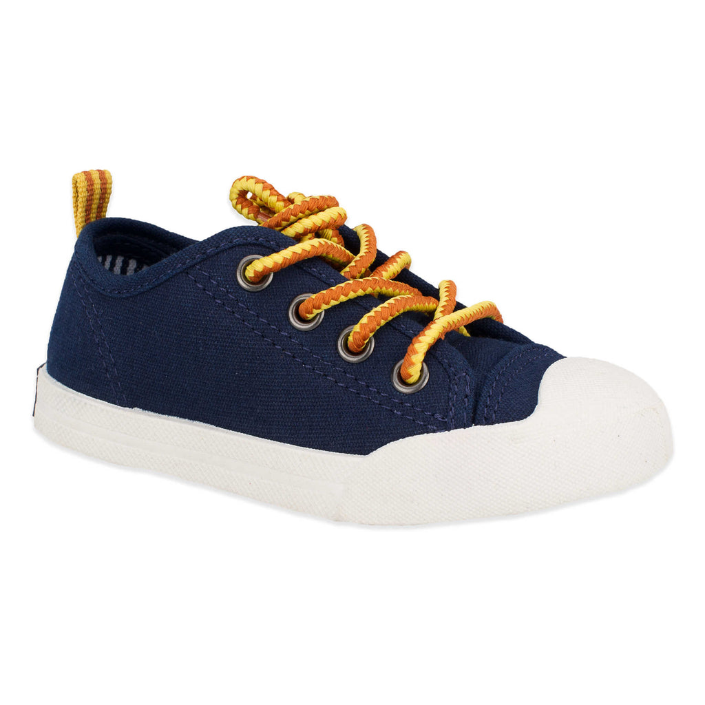 OshKosh B'gosh® Canvas Sneaker in Navy