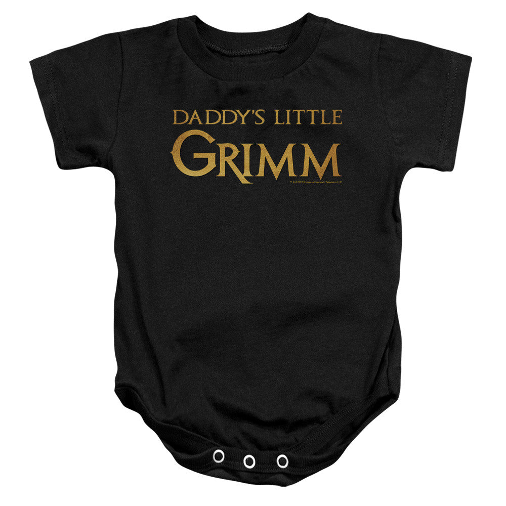 Daddy's Little Grimm Onesie