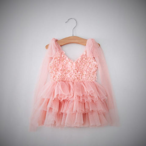 Flower Girl Dress in Pink
