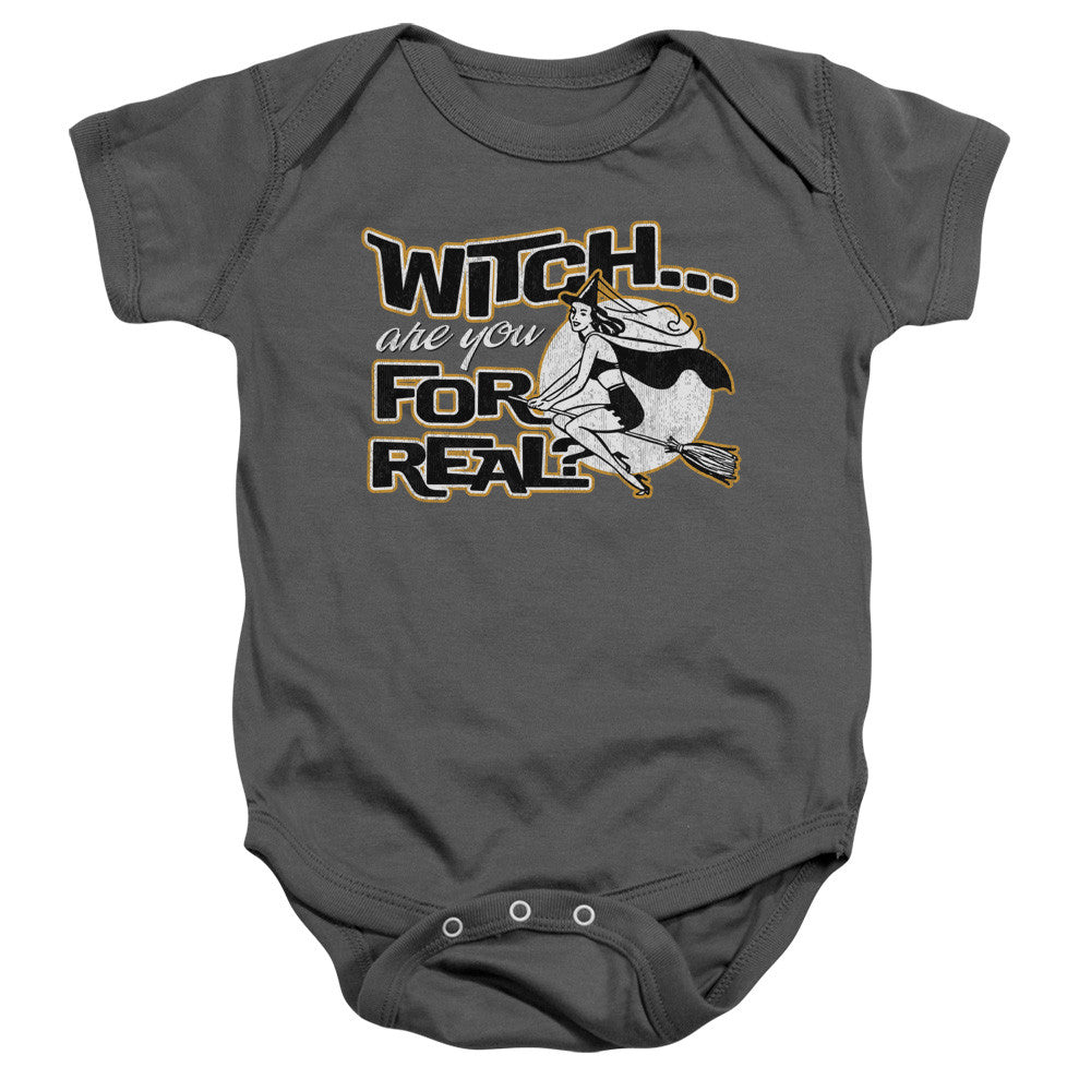 Witch For Real Onesie