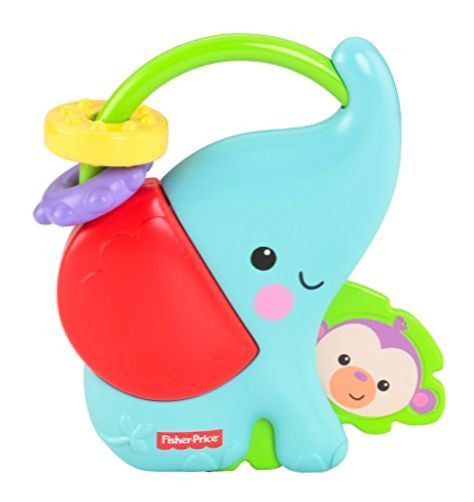 Peek-a-boo Elephant Baby Toy