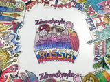 RUSSIA Sticker (2)