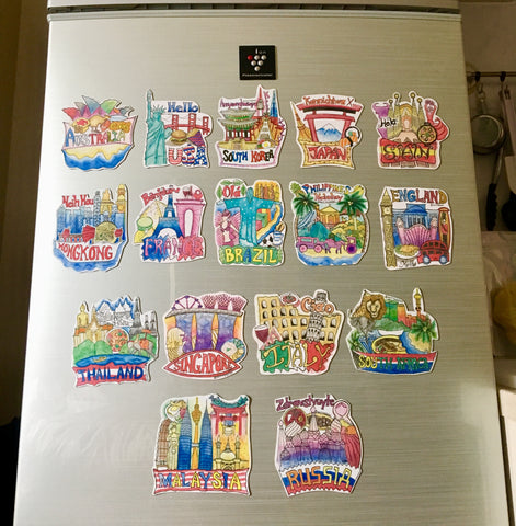 Ref. Magnets ALL 16