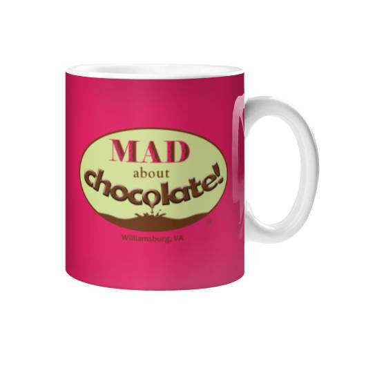 MAD about Chocolate Coffee Mug
