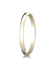 Benchmark-10K-Yellow-Gold-2mm-Slightly-Domed-Traditional-Oval-Wedding-Band-Ring--Size-4--12010KY04