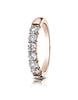 Benchmark-14k-Rose-Gold-3mm-high-polish-Shared-Prong-6-Stone-Diamond-Ring--0.66Ct.--Size-4--553502114KR04