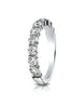 Benchmark-14k-White-Gold-3mm-high-polish-Shared-Prong-9-Stone-Diamond-Ring--0.99Ct.--Size-4--553502214KW04