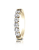 Benchmark-14k-Yellow-Gold-3mm-high-polish-Shared-Prong-6-Stone-Diamond-Ring--0.96Ct.--Size-4--553506114KY04