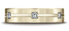 Benchmark-18K-Yellow-Gold-6mm-Comfort-Fit-Princess-Cut-Burnish-Set-6-Stone-Eternity-Band--.60Ct--Size-4.25--CF52682818KY04.25
