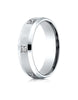 Benchmark-14K-White-Gold-6mm-Comfort-Fit-Princess-Cut-Burnish-Set-6-Stone-Eternity-Wedding-Band--0.60ct--CF52683214KW