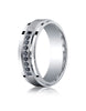 Benchmark-Argentium-Silver-7mm-Comfort-Fit-Pave-Set-9-Stone-Black-Diamond-Design-Band--0.18-cttw--Sz-6--CF67381SV06