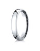 Benchmark-Platinum-4.5mm-European-Comfort-Fit-Wedding-Band-Ring--Size-4--EUCF145PT04