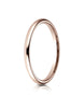 Benchmark-14K-Rose-Gold-2mm-Slightly-Domed-Standard-Comfort-Fit-Wedding-Band-Ring--Size-4--LCF12014KR04