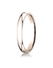 Benchmark-14K-Rose-Gold-3mm-Slightly-Domed-Standard-Comfort-Fit-Wedding-Band-Ring--Size-4--LCF13014KR04