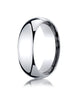 Benchmark-Palladium-7mm-Slightly-Domed-Standard-Comfort-Fit-Wedding-Band-Ring--Size-4--LCF170PD04