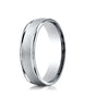 Benchmark-Platinum-6mm-Comfort-Fit-Wired-Finished-High-Polished-Round-Edge-Carved-Design-Band--Size-4--RECF7602PT04