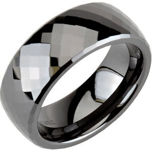 Ceramic Couture® Band, Size 7
