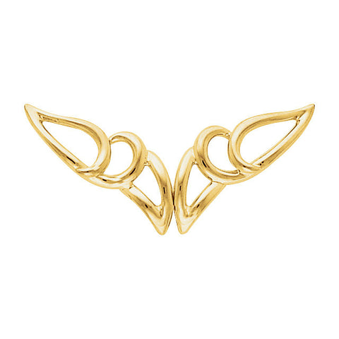 Fashion Chain Trim in 14K Yellow Gold
