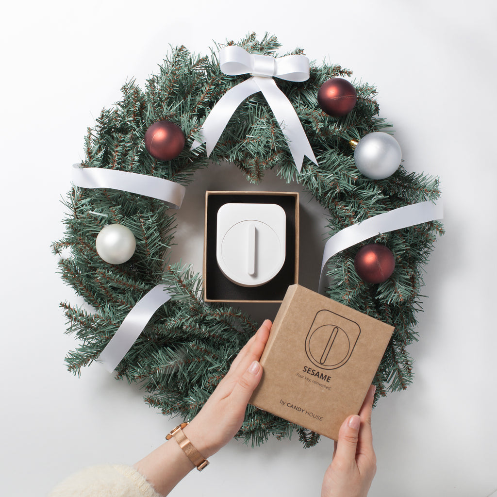 Wi-Fi Access Point Update & Happy Holidays from CANDY HOUSE