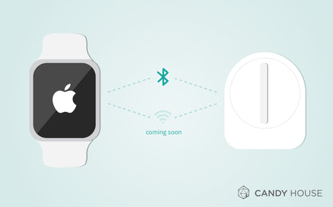 sesame now works with apple watch