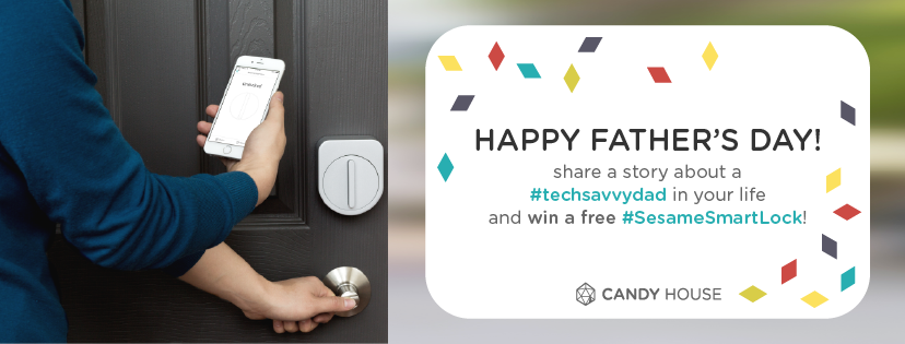 CANDY HOUSE #techsavvydad giveaway