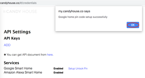 Sesame Now Available as a Google Smart Home Device! – CANDY HOUSE, Inc
